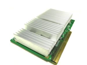 Picture of APPLE 820-0849-A Processor Card 120MHz with Heatsink CPU