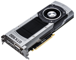 Picture of DELL YJ30F Nvidia GeForce GTX 980 4GB GDDR5 PCIe 3.0 DVI-I/DP/DP/DP/HDMI Video Card