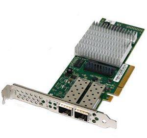 Picture of CISCO 74-10867-01 QLE8242 Dual-Port 10Gbps Enhanced Ethernet-to-PCIe Converged Network Adapter