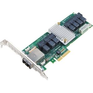 Picture of ADAPTEC 2283400-R AEC-82885T Single 36Port 12Gb/s SAS/SAT RAID Controller Card