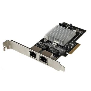 Picture of STARTECH ST2000SPEXI Dual Port PCI Express Gigabit Ethernet Server Adapter Network Card