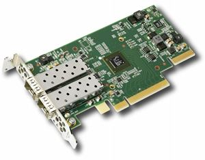 Picture of DELL GVRR7 Flareon Ultra SFN7122F Dual-Port 10GbE PCIe 3.0 Server I/O Adapter