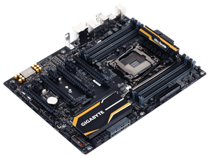 Picture of GIGABYTE GA-X99-SLI (rev. 1.0)  LGA 2011-v3 Intel X99 SATA 6Gb/s USB 3.0 ATX Intel Motherboard