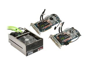 Picture of ECS GTS250-512MX-W GeForce GTS 250 512MB 256-bit GDDR3 PCI Express 2.0 x16 HDCP Ready SLI Support Video Card