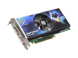 Picture of BFG BFGEGTS2501024DE GeForce GTS 250 1GB 256-bit GDDR3 PCI Express 2.0 x16 HDCP Ready SLI Support Video Card