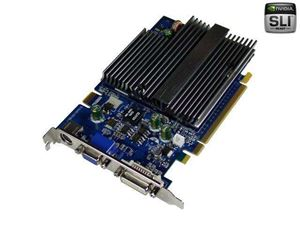 Picture of ZOGIS 7600GS-512M GeForce 7600GS 512MB 128-bit GDDR2 PCI Express x16 SLI Supported Video Card
