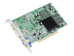Picture of POWERCOLOR RV6P B3 Radeon 7000 64MB 64-bit DDR PCI Video Card