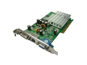 Picture of ZOGIS FX5500-256M-AGP GeForce FX 5500 256MB 128-bit DDR AGP 4X/8X Video Card
