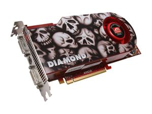 Picture of DIAMOND 4870PE5512OC Radeon HD 4870 512MB 256-bit GDDR5 PCI Express 2.0 x16 HDCP Ready CrossFireX Support Video Card