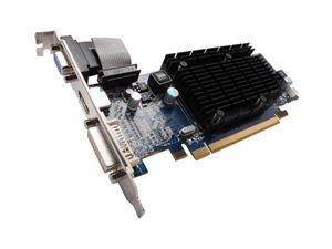Picture of SAPPHIRE 100252HDMI Radeon HD 4550 512MB 64-bit DDR3 PCI Express 2.0 x16 HDCP Ready Low Profile Ready Video Card