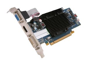 Picture of SAPPHIRE 1114111 Radeon HD 4550 1GB DDR2 PCI Express 2.0 x16 Video Card ( )