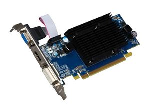 Picture of SAPPHIRE 100252DDR2L Radeon HD 4550 512MB 64-bit DDR2 PCI Express 2.0 x16 HDCP Ready Video Card