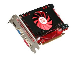 Picture of BIOSTAR VA5675NHG1 Radeon HD 5670 1GB 128-bit DDR5 PCI Express 2.1 x16 HDCP Ready CrossFireX Support Video Card