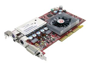 Picture of ATI 100-713100 Radeon 9800PRO 128MB 256-bit DDR AGP 4X/8X All-In-Wonder Video Card