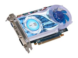 Picture of HIS H567Q1G Radeon HD 5670 (Redwood) IceQ 1GB 128-bit GDDR5 PCI Express 2.1 x16 HDCP Ready CrossFireX Support Video Card w/ATI Eyefin