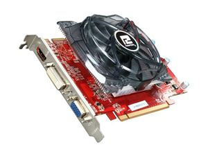Picture of POWERCOLOR AX5670 512MD5-H Radeon HD 5670 (Redwood) 512MB 128-bit GDDR5 PCI Express 2.1 x16 HDCP Ready CrossFireX Support Video Card