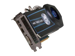 Picture of HIS H795Q3G2M IceQ Radeon HD 7950 3GB 384-bit GDDR5 PCI Express 3.0 x16 HDCP Ready CrossFireX Support Video Card