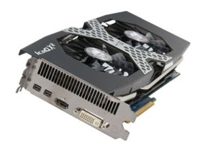 Picture of HIS H795QMC3G2M  Radeon HD 7950 3GB 384-bit GDDR5 PCI Express 3.0 x16 HDCP Ready CrossFireX Support Video Card