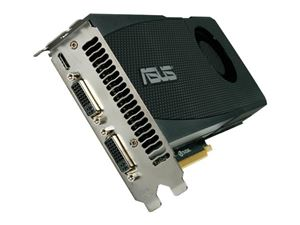 Picture of ASUS ENGTX470/2DI/1280MD5 GeForce GTX 470 (Fermi) 1280MB 320-bit GDDR5 PCI Express 2.0 x16 HDCP Ready SLI Support Video Card