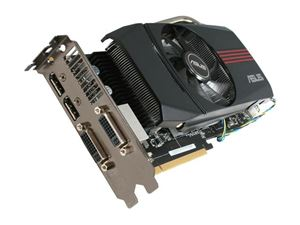 Picture of ASUS EAH6870 DC/2DI2S/1GD5 Radeon HD 6870 1GB 256-bit GDDR5 PCI Express 2.1 x16 HDCP Ready CrossFireX Support Video Card with Eyefinity