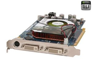 Picture of ASUS EN7900GS TOP/2DHT/256M GeForce 7900GS 256MB 256-bit GDDR3 PCI Express x16 SLI Support Video Card