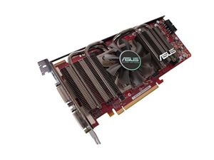 Picture of ASUS EAH4870 DK TOP/HTDI/512MD5 Radeon HD 4870 512MB 256-bit GDDR5 PCI Express 2.0 x16 HDCP Ready CrossFireX Support Video Card