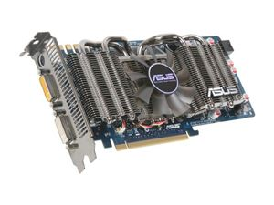 Picture of ASUS ENGTS250 DK/HTDI/1GD3 GeForce GTS 250 1GB 256-bit DDR3 PCI Express 2.0 x16 HDCP Ready SLI Support Video Card