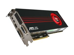 Picture of ASUS EAH6970/2DI2S/2GD5 Radeon HD 6970 2GB 256-bit GDDR5 PCI Express 2.1 x16 HDCP Ready CrossFireX Support Video Card with Eyefinity