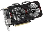 Picture of ASUS R7260X-DC2OC-2GD5 Radeon R7 260X 2GB 128-bit GDDR5 PCI Express 3.0 x16 HDCP Ready CrossFireX Support Video Card
