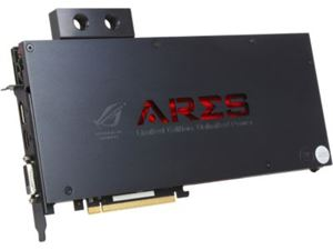 Picture of ASUS ARESIII-8GD5 Radeon R9 290X 8GB 1024-Bit GDDR5 PCI Express 3.0 HDCP Ready Video Card