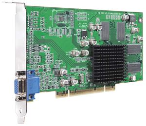 Picture of ATI 1028550100 7000 32MB S-Video DVI VGA Graphics Card