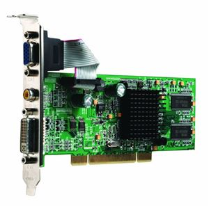 Picture of ATI 102G011501 Radion 7500 64MB DDR  PCI DVI VGA TV Out Video Card
