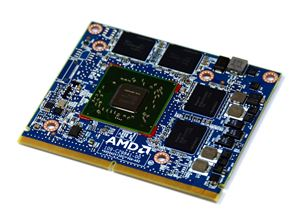 Picture of AMD 109-C29841-00 FirePro M5950  1GB GDDR5 256-bit Mobile Graphic Card