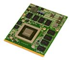 Picture of CLEVO D900F Quadro FX 3800M GDDR3 256-bit Mobile Graphic Card