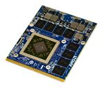 Picture of AMD WIMBLEDON XT Radeon HD 7970M GDDR5 256-bit MXM Mobile Graphic Card