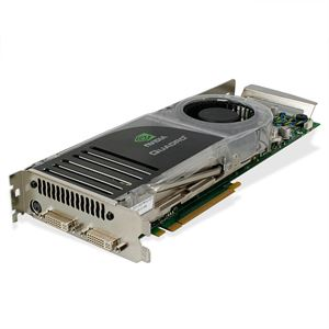 Video Cards> Professional / Workstation Cards> Quadro> S26361-D1653-V560  Quadro FX 5600 1 5 GB 512-bit GDDR3 PCI Express 2 0 x16 SLI Supported