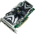 Picture of SUN 371-0752 Quadro FX 512MB 256-bit GDDR3 PCI Express x16 SLI Supported Workstation Video Card