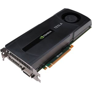 Picture of DELL 0D9CWX Tesla 3GB GDDR5 Graphics Card