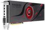 Picture of AMD 102-C2060100 Radeon 4GB 256-bit GDDR5 PCI Express 2.1 x16 HDCP Ready Video Card with Eyefinity