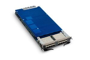 Picture of DELL 0M2F8T BigIron RX Series 16-port 10-Gigabit Ethernet SFP+ module /Refurbished