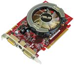 Picture of ASUS EAH3650/HTDI/256M/A Radeon HD 3650 256MB 128-bit GDDR3 PCI Express 2.0 x16 HDCP Ready CrossFireX Support Video Card