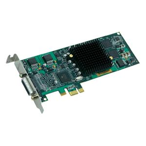Picture of MATROX G55-MDDE32LPDF-A1 32MB Millenium G550 LP PCI-E Video Card with Cable