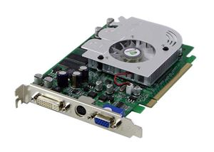 Picture of AOPEN 90.05210.X71 GeForce PCX5750 128MB 128-bit DDR PCI Express x16 Video Card - OEM