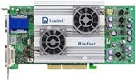 Picture of LEADTEK A250 ULTRATD MYVIVO GeForce4 Ti4600 128MB 128-bit DDR AGP 2X/4X Video Card - OEM