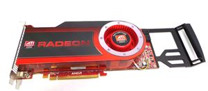 Picture of DELL 0U092N RADEON HD 4870 1GB PCI-E X16 DUAL DVI DUAL LINK TV Out HIGH PROFILE VIDEO CARD