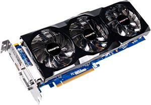 Picture of GIGABYTE GV R697OC 2GD Radeon HD 6970 2GB 256-bit GDDR5 PCI Express 2.1 x16 HDCP Ready CrossFireX Support Video Card with Eyefinity