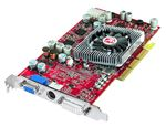 Picture of ATI 100 435105 Radeon 9800PRO 256MB 256-bit DDR AGP 4X/8X Video Card