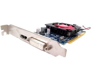 Picture of DELL XK13T Radeon HD 7470 1GB 64-bit DDR3 PCI Express 2.1 x16 HDCP Ready  Video Card
