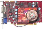 Picture of JETWAY X16XT-ED-512L Radeon X1650XT 512MB 128-bit GDDR3 PCI Express x16 Video Card