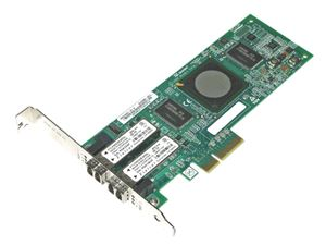 Picture of CISCO 74-6809-01 QLE2462 Dual Port Fiber Channel PCI Express Host Bus Adapter 4Gbps PCI-Express 2 x LC